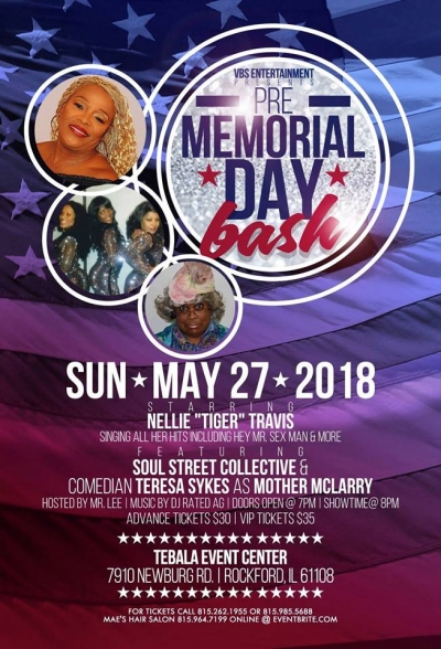 Pre Memorial Day Bash